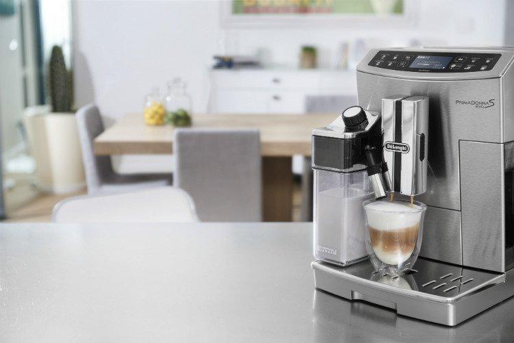 Cafetera De´Longhi Primadonna