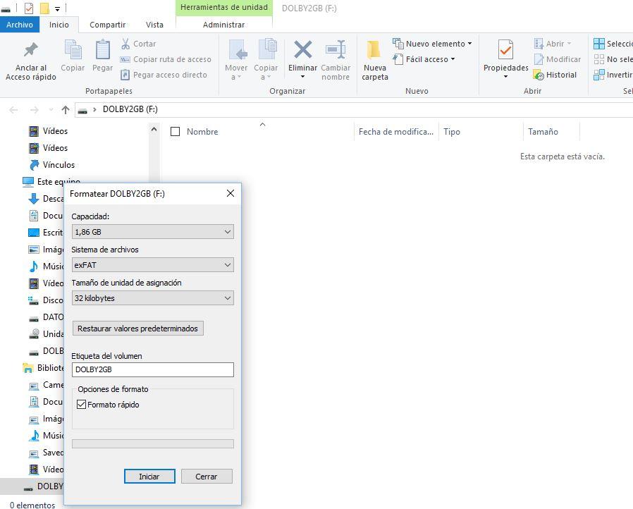 formatear disco duro para mac y windows