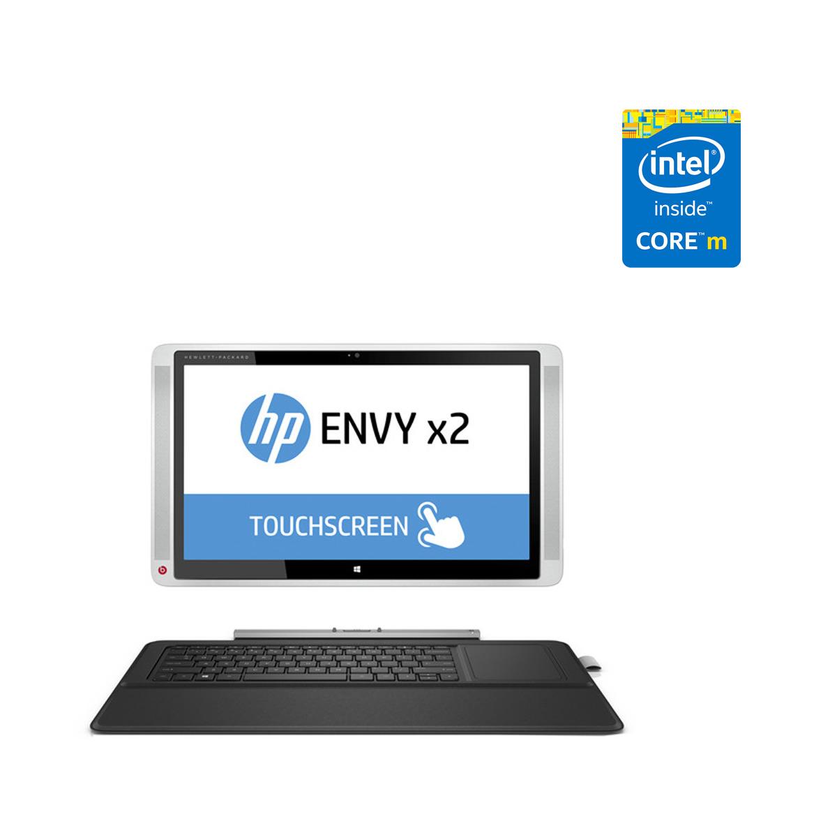 Portátil Convertible 2 en 1 HP 13,3´´ HP Envy x2 13-j000ns Intel Core M 5Y10