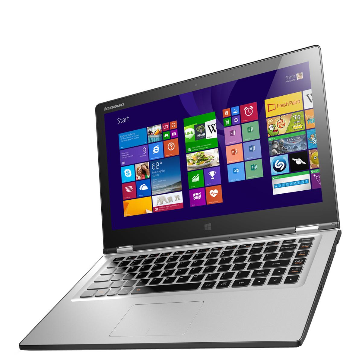 Portátil Lenovo 13,3´´ YOGA 2 Intel Core i5 4210U