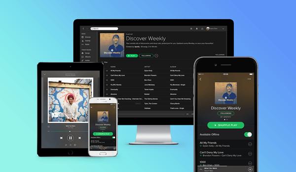 alternativas Spotify