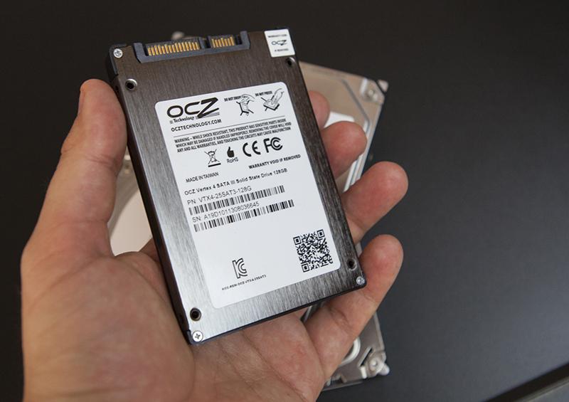 Discos duros de tipo SSD