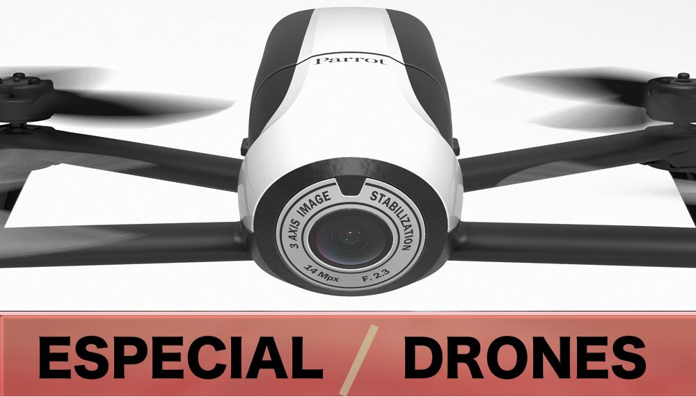 especial drones video