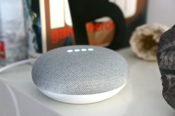 dispositivos Google Home