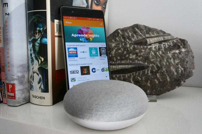 podcast google home