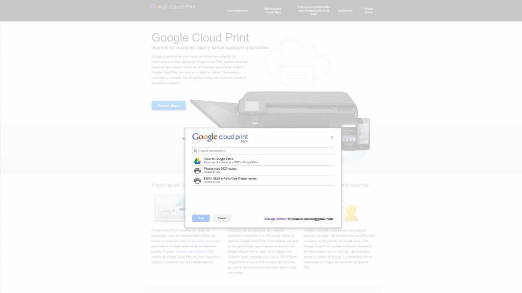 hp eprint cloud printer 3
