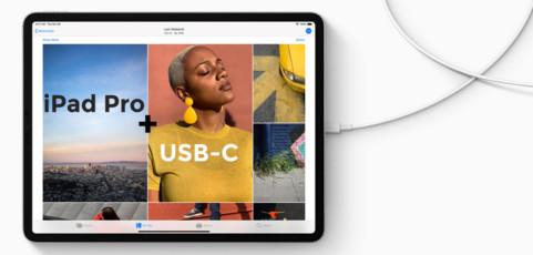 Qué puedes hacer con un iPad Pro y su conexión USB-C