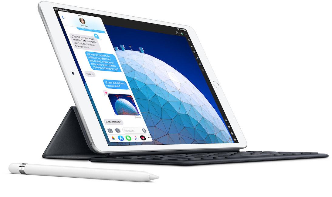 iPad tomar apuntes y notas