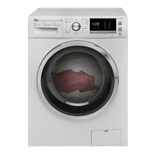 Lavadora secadora Teka