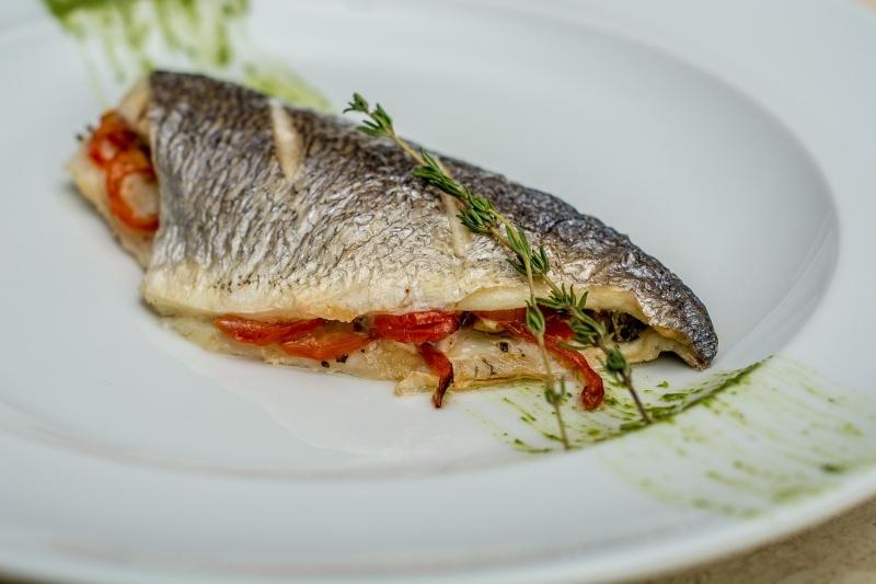 pescados horno