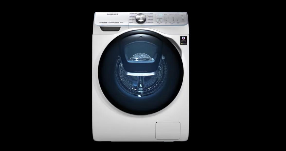 Lavadora con 10 años de garantía