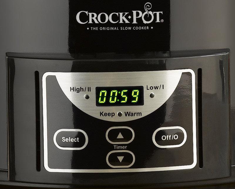 temporizador Crock-Pot