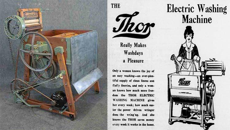 thor-primera-lavadora-electrica