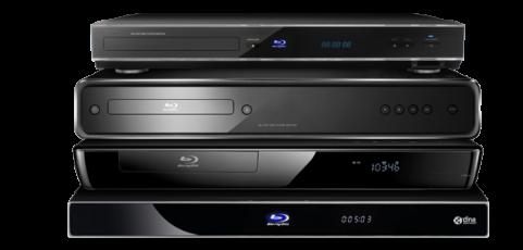 Ya es hora de cambiar tu viejo DVD por un reproductor Blu-ray