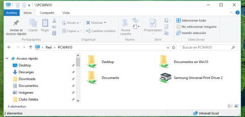 Configura tu red local para compartir archivos fácilmente entre Windows y Mac