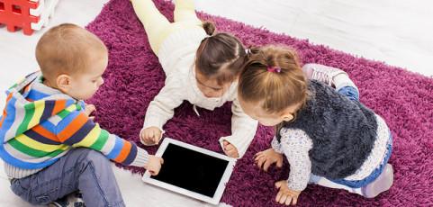 Lo que deben y no deben hacer los niños en Internet