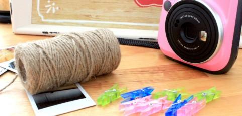 Saca partido a la cámara más bonita: puedes hacer todo esto con tu Instax Mini