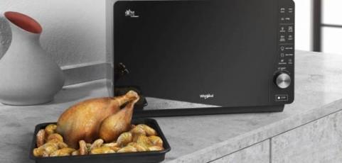 Ocho trucos para cocinar con microondas comida sana