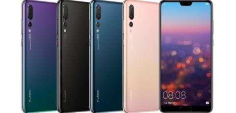 Te contamos todo sobre el nuevo Huawei P20: pantalla ultrapanorámica, inteligencia artificial y cámara triple
