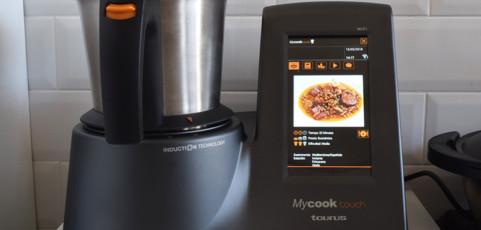 ¿Nuevo en esto de los robots de cocina? Cómo sacar partido al Taurus Mycook Touch