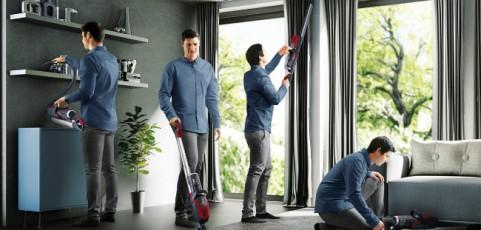 Nueve claves para un aspirado perfecto en una casa con alérgicos