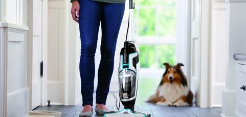 Cómo ser más eficiente en las tareas del hogar gracias a la tecnología multifunción