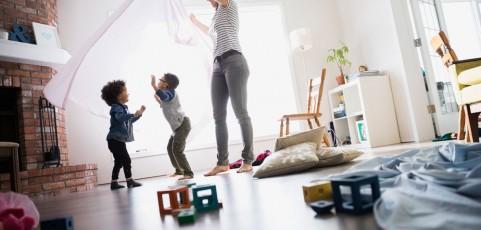 Niños y alergias: 3 tipos de tecnología que nos facilitarán la vida en casa