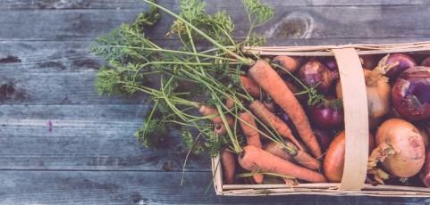 Las mejores recetas y formas de cocinar verduras a la plancha (y un postre con fruta)