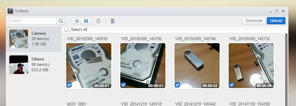 Videos Vine e Instagram editados en el ordenador