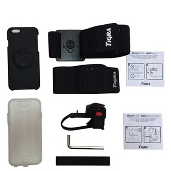 Kit multisport Tigra para iPhone 6