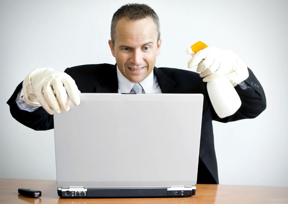 PC limpiar