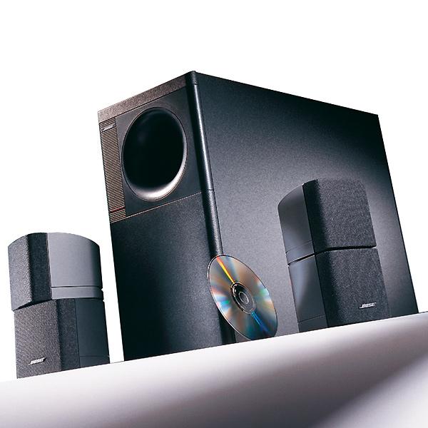Sistema de altavoces Bose Acoustimass 5
