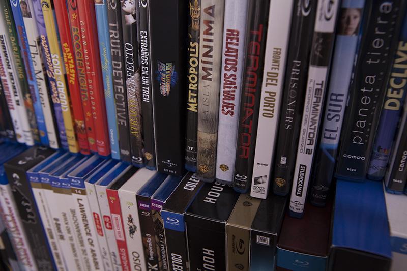 Blu-rays
