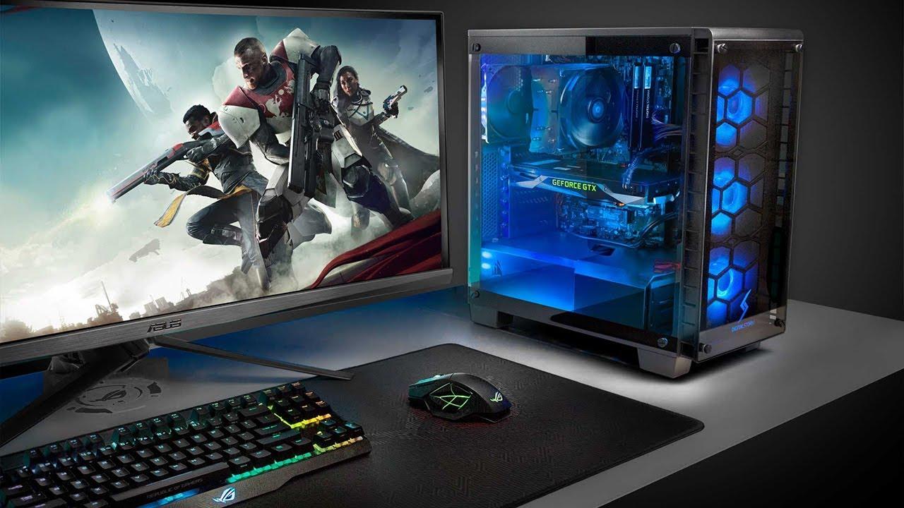 ordenadores para jugar
