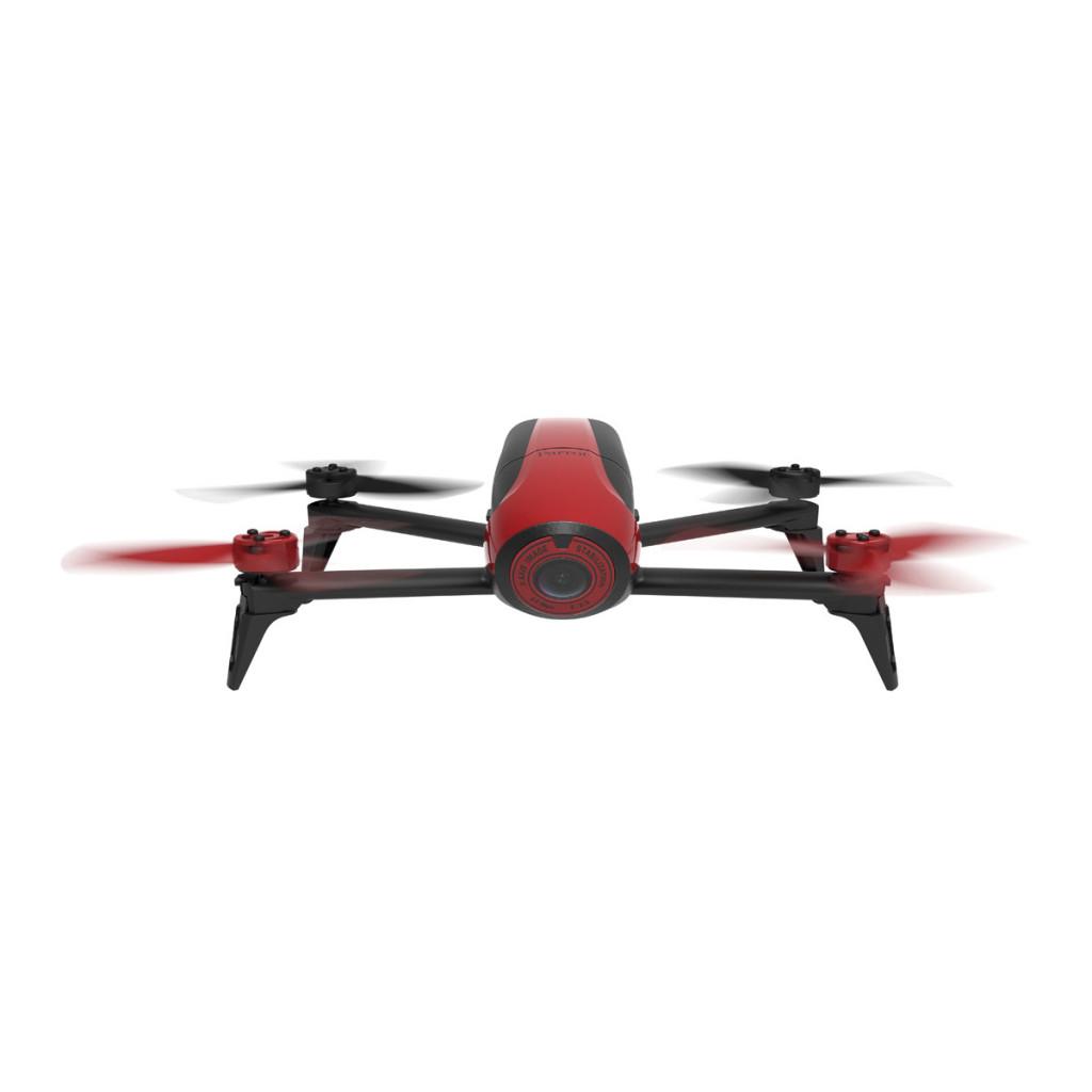 parrot bebop drone 2 rojo