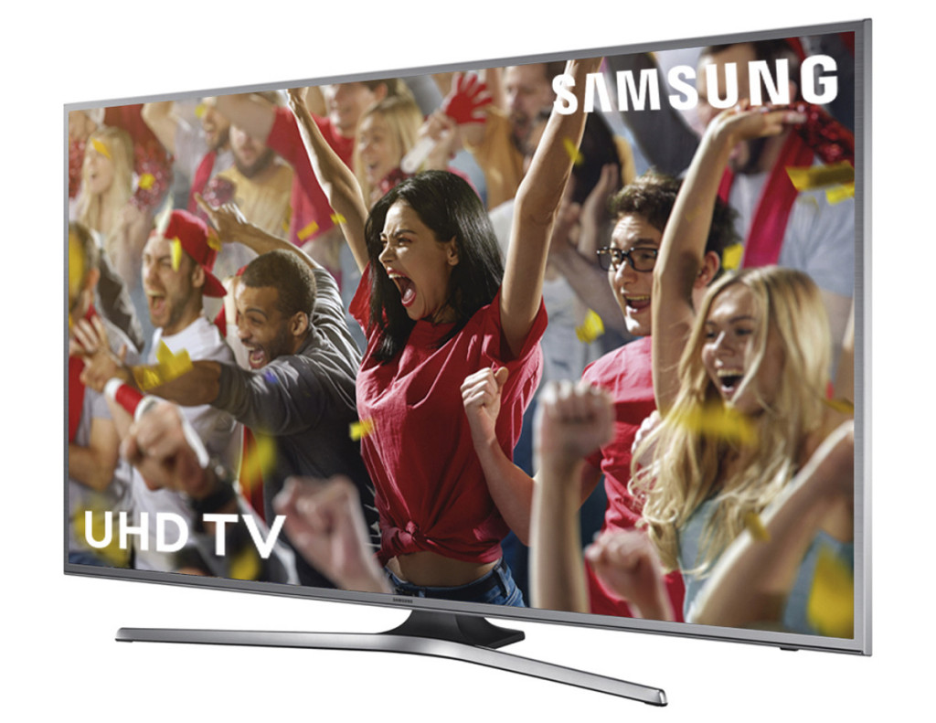 Samsung UE55JU6800 UHD 4K, Nano Crystal Color