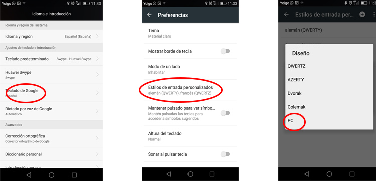 Tunea la pantalla, desbloquea menús ocultos y otros trucos ocultos de Android que deberías conocer