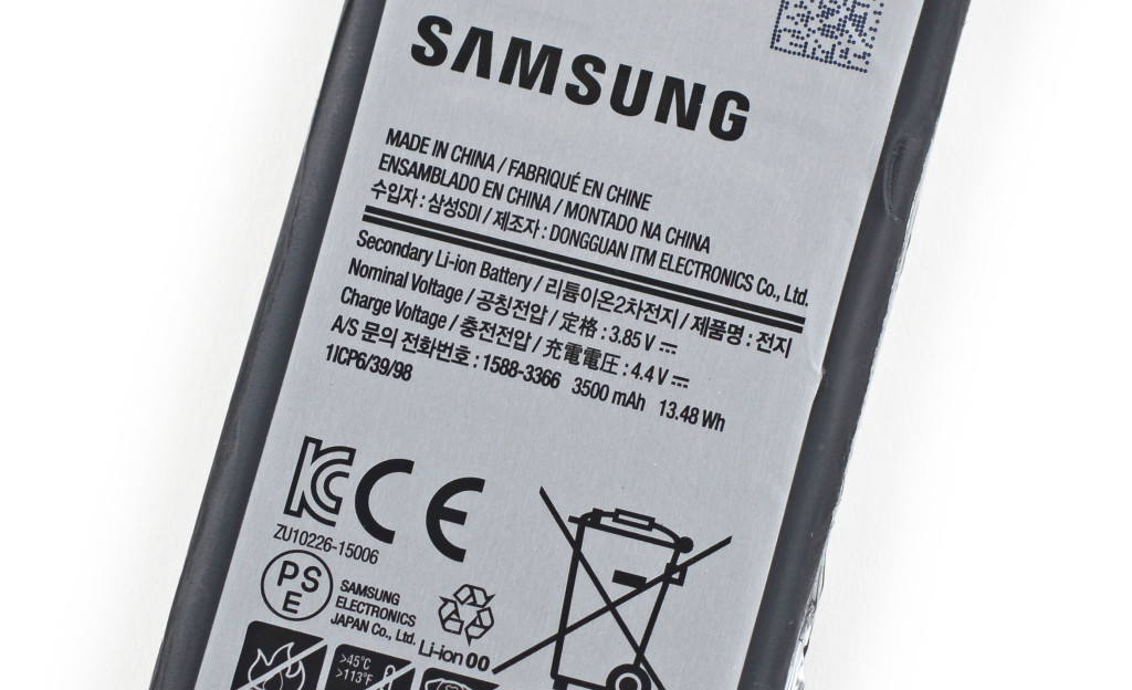 note 7 battery