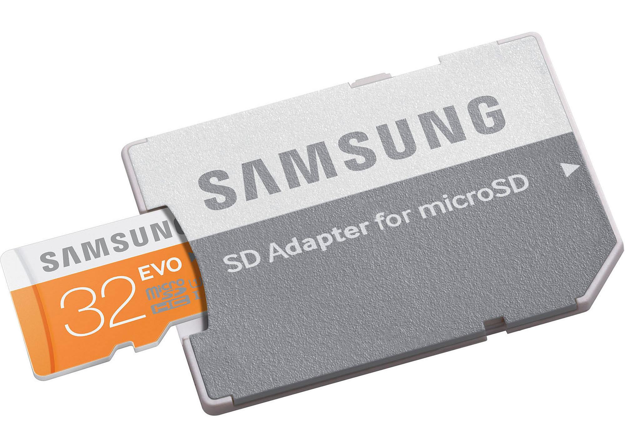 MICRO SD EVO 32GB