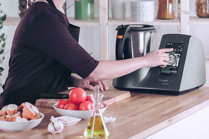 Robots de cocina Taurus Mycook Touch
