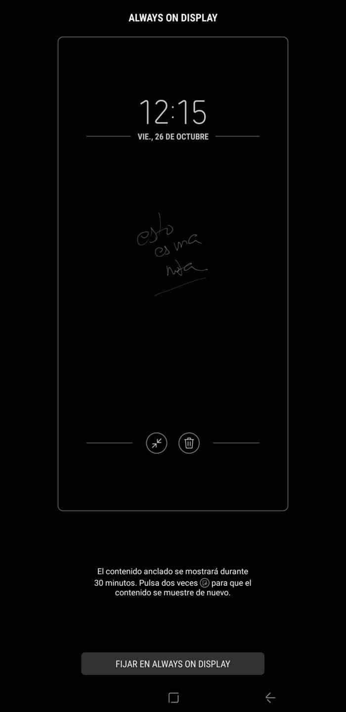 Trucos Galaxy S Note 9