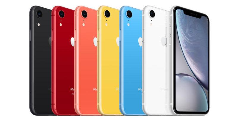 camara iPhone XR
