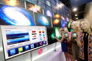 Televisor Smart TV LG