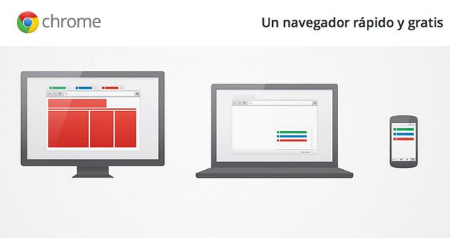 Sincronización Google Chrome