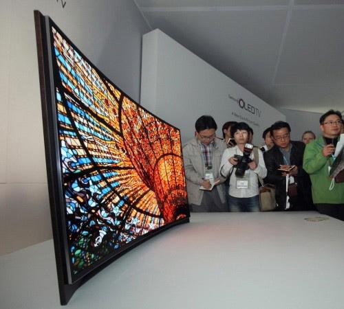 OLED Flexible LG