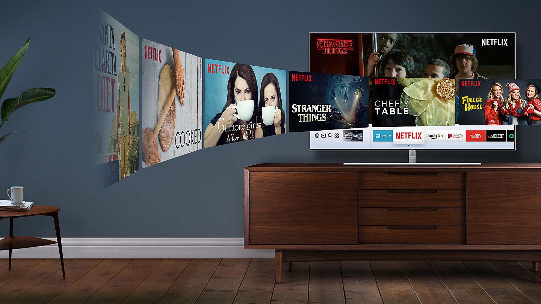 5 Aplicaciones Que No Pueden Faltar En Tu Samsung Smart Tv Tecnología Ideas Y Consejos El Corte Inglés