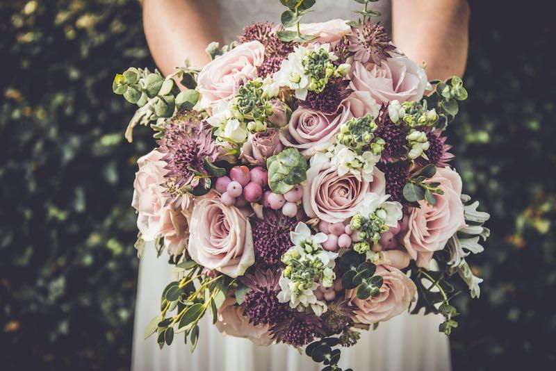 el significado del ramo de novia - bodamás