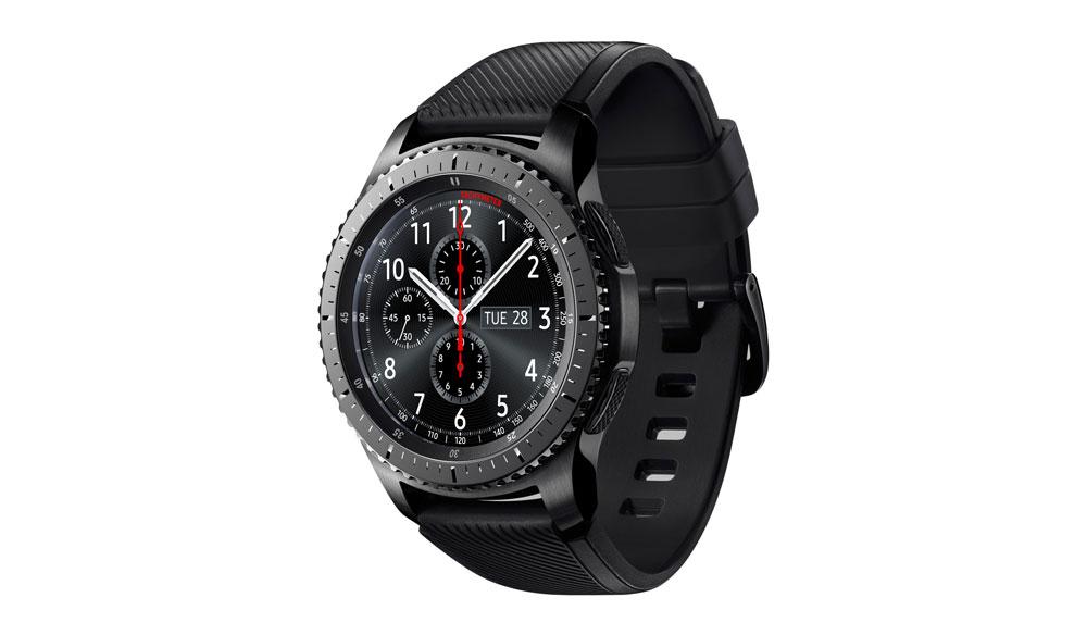 6d3db9c94 Reloj inteligente Smartwatch Samsung Gear S3 Frontier · Electrónica · El  Corte Inglés