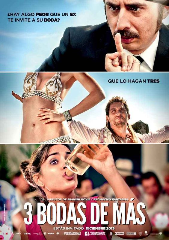 Cine sobre bodas