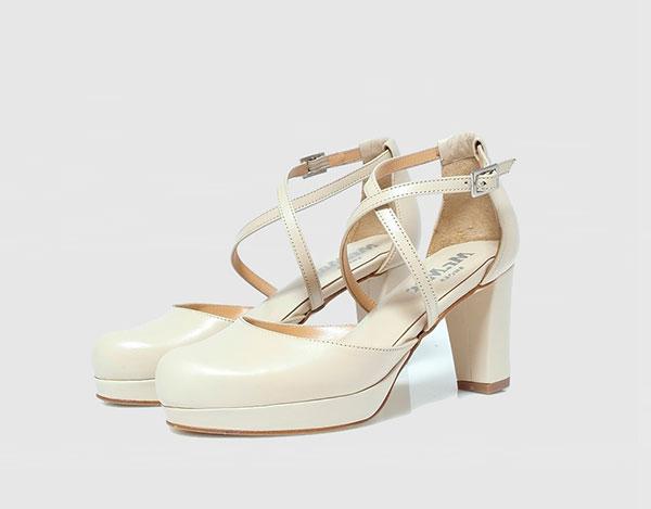 9dbc6b86d2fc Zapatos de novia para todos los gustos - Bodamás